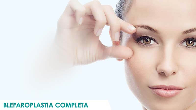 Blefaroplastia completa en Madrid por Dr Macía