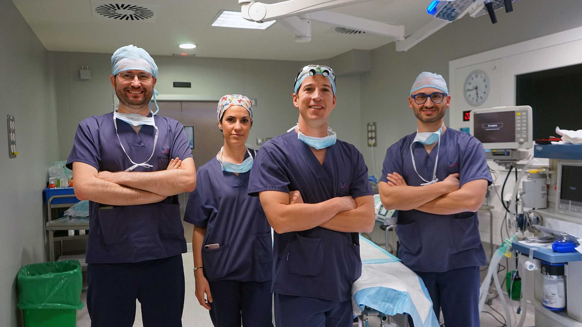 Cirujano de rinoplastia Madrid, Dr. Macía