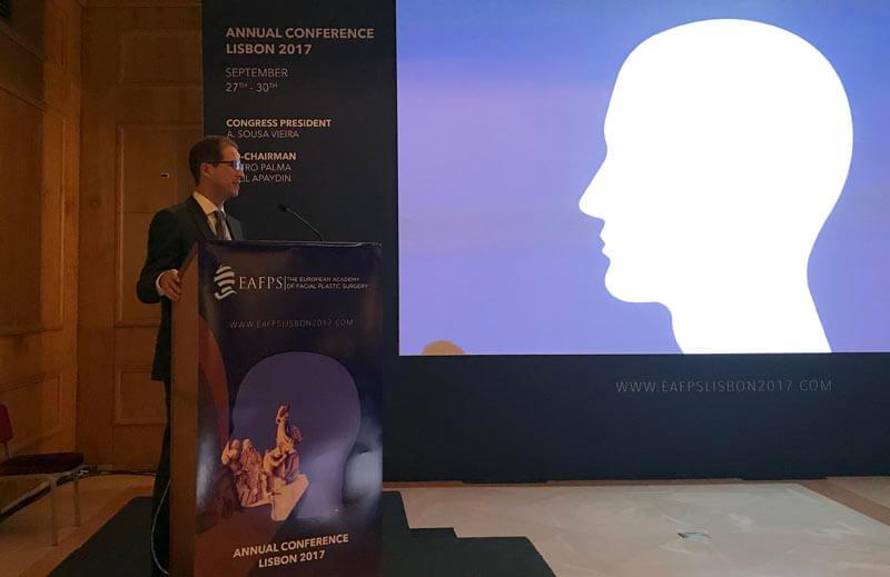 Congreso de estética facial en Lisboa