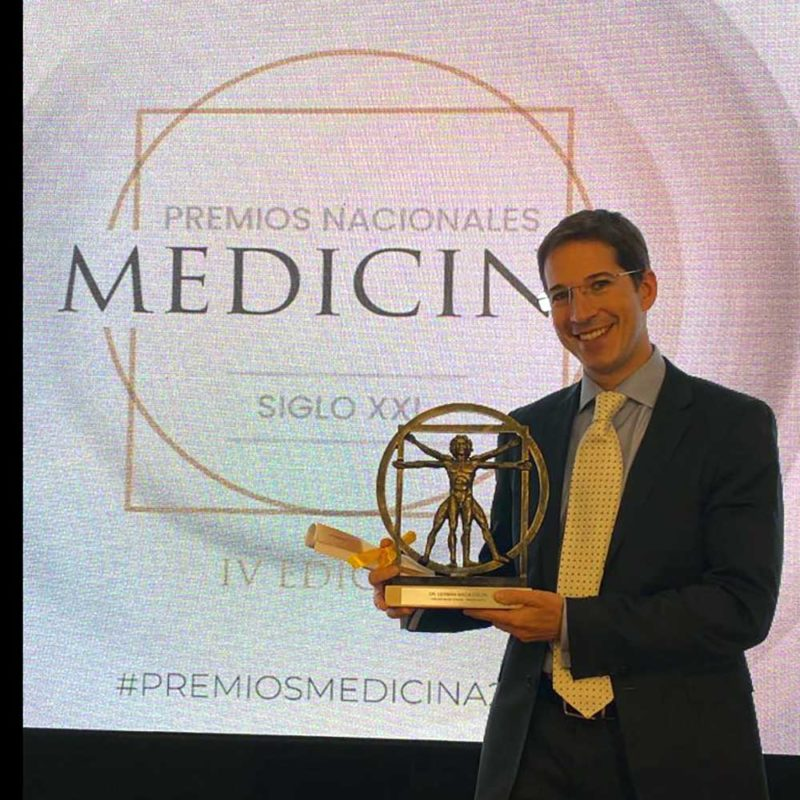 Dr. Macia, mejor Cirujano de Rinoplastia 2021