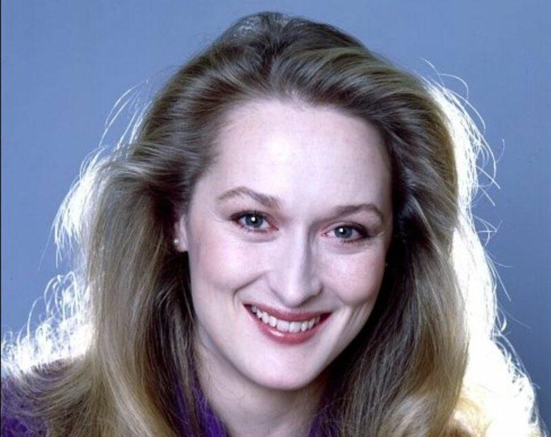 Nariz de la actriz Meryl Streep