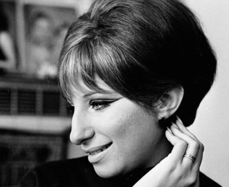 Nariz de la actriz Barbra Streisand