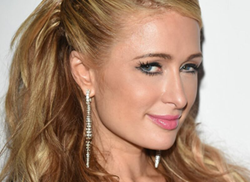 Nariz de Paris Hilton