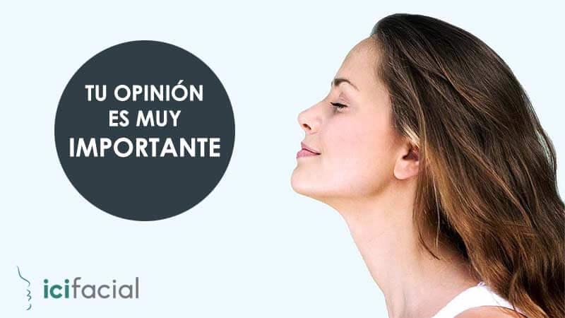 Opiniones de pacientes de Icifacial
