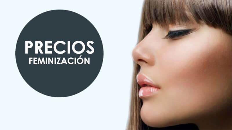 Precios y coste de la cirugía de feminización facial por Dr Macía