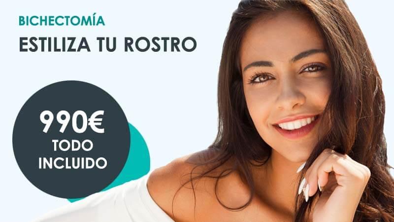 Promocion de bichectomia en Madrid