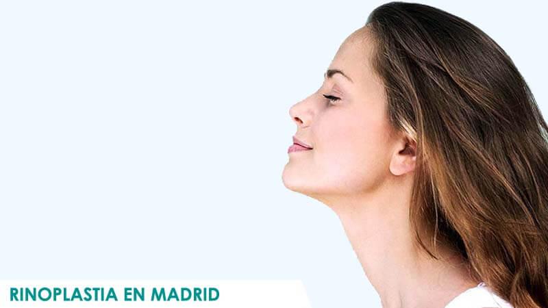 Rinoplastia en Madrid operada por Dr Macía Colón