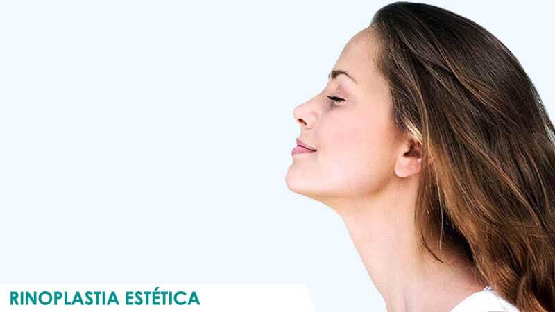 Operación de rinoplastia estética realizada por Dr Macía Colón