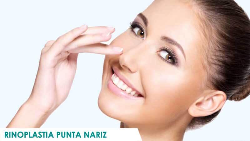 Cirugía de rinoplastia para la punta de la nariz por el Dr. Macía