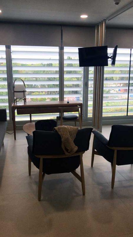 Suites del Hospital de La Moncola: Salón de estar