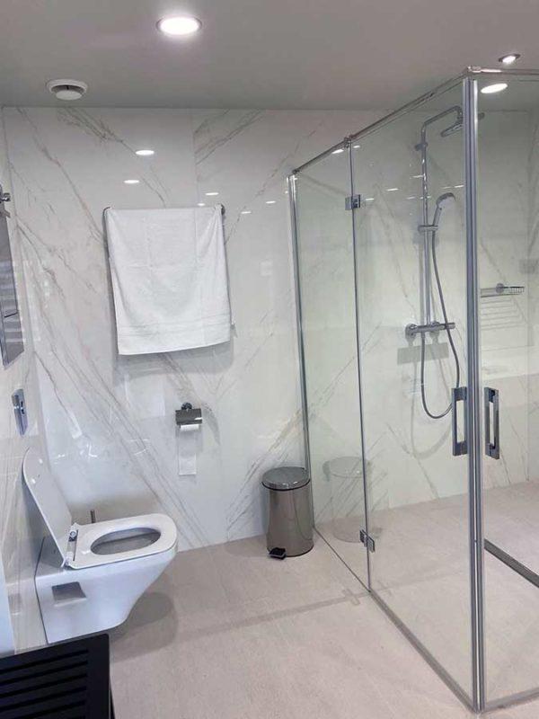 Suites del Hospital de la Moncloa: Cuarto de baño 2