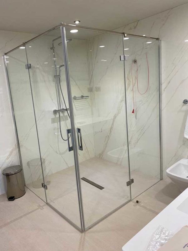 Suites del Hospital de la Moncloa: Cuarto baño